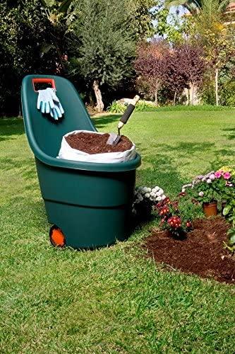 cubos de basura para jardin