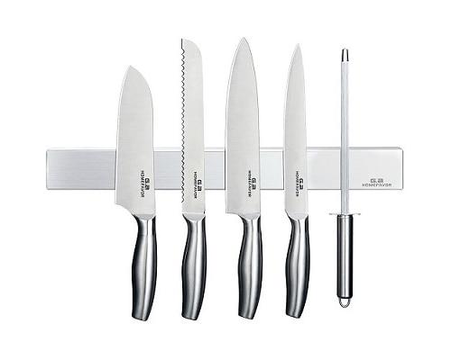 mejores soportes para cuchillos