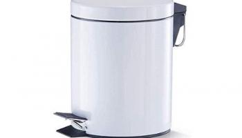 Cubos de basura Metalizados